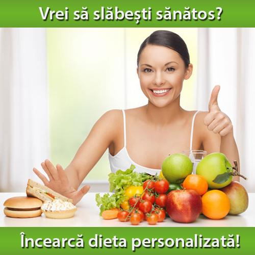Dietă personalizată'