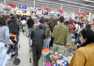 aglomeratie-supermarket